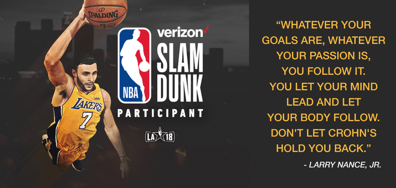 Larry Slam Dunk