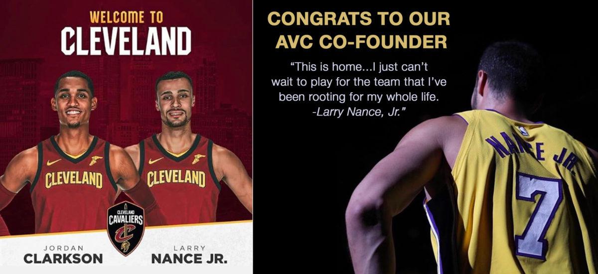 Larry Cleveland Cavs